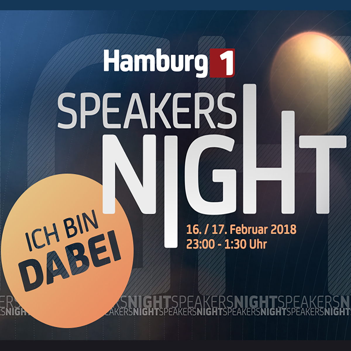 Speakernight hamburg 1